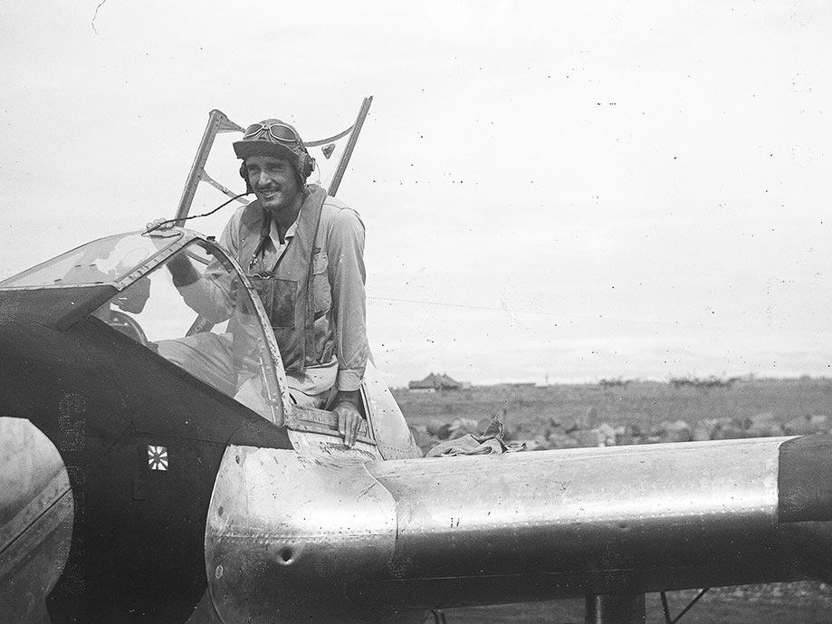 First Lieutenant Ferdinand Hanson