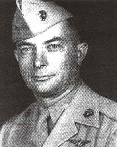 Major Frederick R. Payne, Jr. USMC
