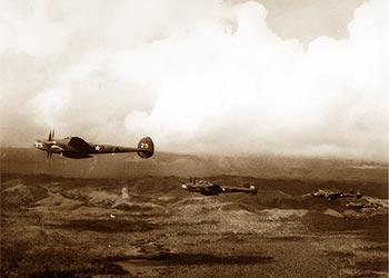 P-38 Aircraft Listing