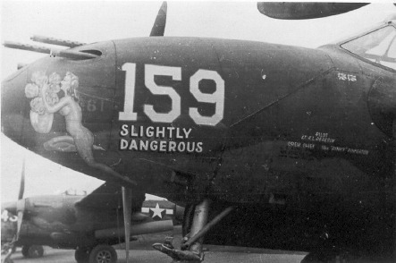 Capt. A. L. Peregoy's 159 - Perry was with the 475th, 432nd sqdn from it's inception ad Amberly. He had two aerial victories.