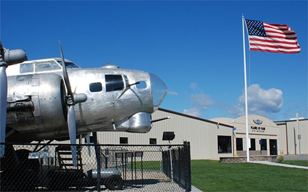 Planes of Fame Museum, Chino, CA