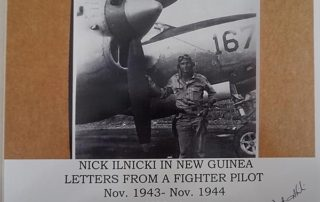 Nick Ilnicki in New Guinea. Letters from a Fighter Pilot. Nov. 1943 - Nov 1944, Vol. 1