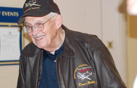 David W. Berby, July 18, 1926 – November 24th 2018